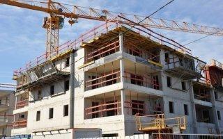 Les chiffres de la construction en chute libre à fin janvier