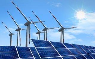 Les raccordements pour l'éolien et le photovoltaïque reculent en France Batiweb