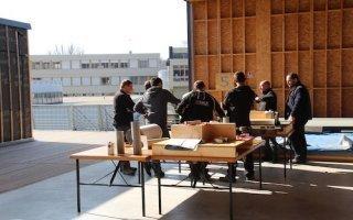 Bois P.E, nouveau centre de formation dédié à la construction bois