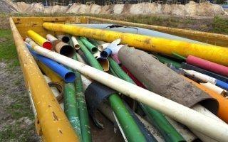 Le recyclage de PVC atteint un niveau record en France et en Europe