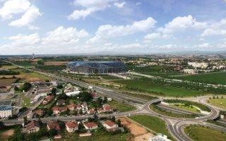 Lyon : annulation des arrêtés pour la réalisation des accès au Grand Stade de l'OL - Batiweb
