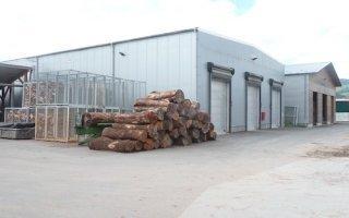 Poujoulat développe son offre de bois bûches normalisé dans la Loire - Batiweb