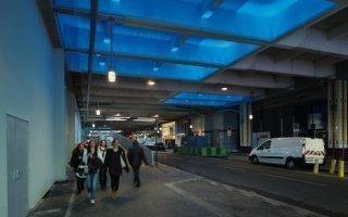 Un éclairage de rue adapté au rythme biologique des passants - Batiweb