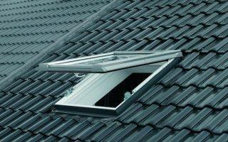 Tryba présente sa nouvelle fenêtre de toit - Batiweb