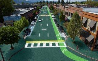 Des panneaux solaires comme revêtement pour les futurs routes - Batiweb