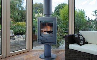 Conduit de fumée isolé triple paroi pour appareil à bois - Batiweb