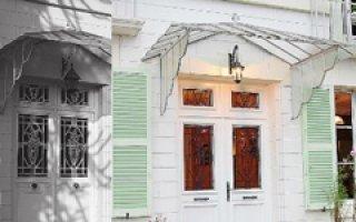 Inédit - Bel'M sublime le patrimoine des maisons en rénovant les grilles d'origine des portes d'entrée