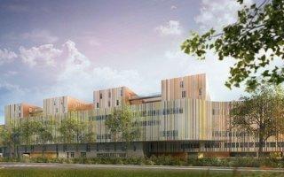 Deux nouveaux bâtiments hospitaliers vont voir le jour à Strasbourg - Batiweb