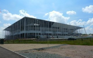 Acoustique et étanchéité de pointe pour le nouveau Stade de Bordeaux  Batiweb