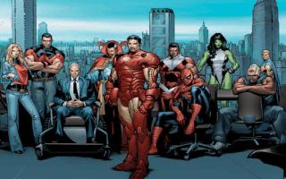 Les super-héros, des icônes aux demeures épatantes