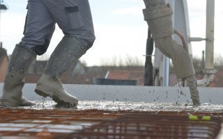 Le plongeon se confirme pour l'activité des matériaux de construction