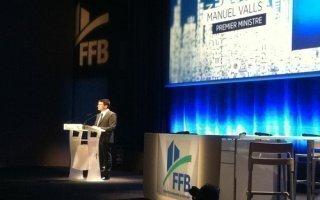 Carte d'identité professionnelle, dérogation à la RT2012... M. Valls a «entendu» les entrepreneurs - Batiweb