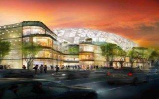 Top départ pour le chantier du centre commercial du Prado à Marseille Batiweb