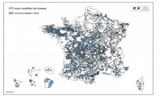 PTZ dans l'ancien : la liste des 6000 communes rurales éligibles dévoilée - Batiweb