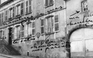 Un appel aux dons «pour que vive la Maison de Colette», trésor du XIXème siècle