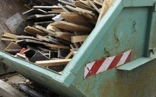 Déchets de chantier : le négoce ne veut pas récupérer la collecte dès 2017