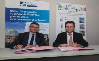 Le CSTB signe un nouveau partenariat au service du bâtiment et des territoires durables - Batiweb