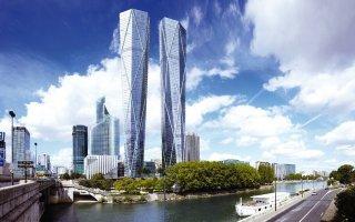 La justice donne raison au projet de Tours Hermitage Plaza à la Défense - Batiweb