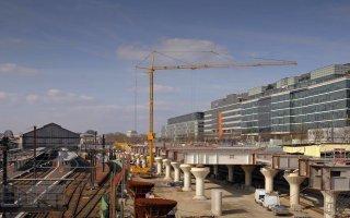 Le projet de transformation de la gare d'Austerlitz sur les rails - Batiweb