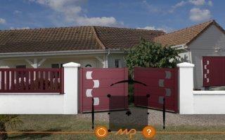 Visualiser son projet de clôtures ou de fermeture en 3D - Batiweb