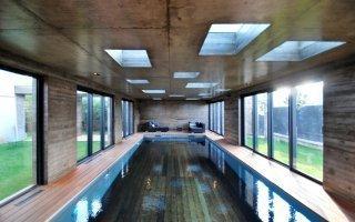 La piscine couverte, un ingénieux multi-projet - Batiweb