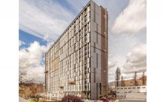 Exemple de reconversion de bureaux en logements à Paris