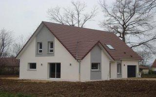 Une première maison labellisée Effinergie + en Franche-Comté Batiweb