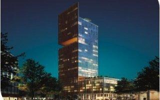 Bouygues Construction réalise une tour de 143 mètres à Londres