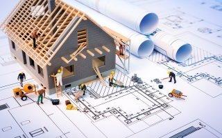 Moins de 100 000 logements neufs mis en chantier à fin avril