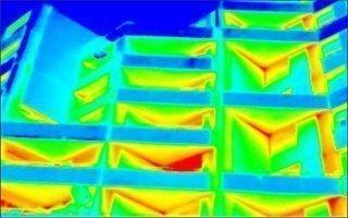 Schöck tire les leçons d'un hiver sans rupteurs de ponts thermiques