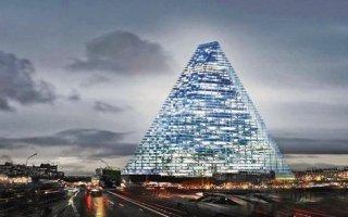 Le projet modifié de Tour Triangle repasse devant le Conseil de Paris - Batiweb