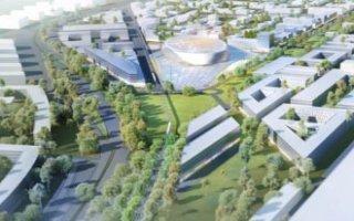 Trois grands groupes de BTP en lice pour construire le Colisée de Paris - Batiweb