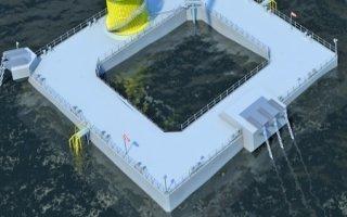 (Vidéo) Une start-up française installera deux prototypes d'éoliennes flottantes au Japon