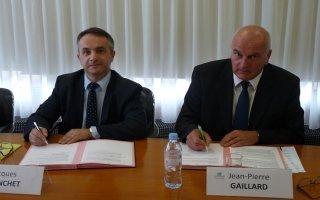 Les bonnes pratiques sur chantier contractualisées en Rhône-Alpes Batiweb