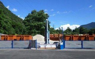 En Savoie, les professionnels du BTP bénéficient d'une déchetterie automatisée - Batiweb