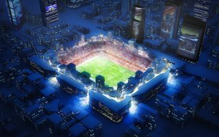 A quoi ressembleront les stades de foot de demain ? Batiweb