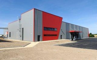 Edilteco fait construire une seconde usine en France - Batiweb