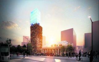 75 projets architecturaux pré-sélectionnés pour changer le visage de Paris - Batiweb