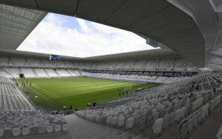 Des travaux d'urgence menés au Nouveau stade de Bordeaux Batiweb