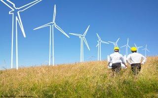La France a atteint les 10 000 mégawatts raccordés en énergie éolienne - Batiweb