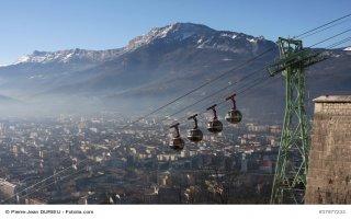 Grenoble : un nouveau projet de téléphérique urbain pour 2021