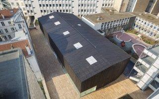 Deux amphithéâtres de l'université Paris-Descartes reconstruits