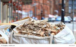 Le négoce réitère son opposition à recueillir des déchets du BTP