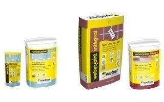 Nouvelle gamme de joints Weber : au cœur du carrelage, des innovations hautes en couleur ! Batiweb