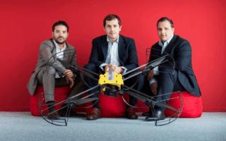 Caterpillar utilisera les drones français Redbird pour analyser ses chantiers Batiweb