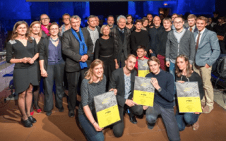 Les lauréats du 4e Trophée Béton sont révélés