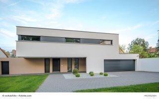 En France, les maisons à toit plat sont en vogue