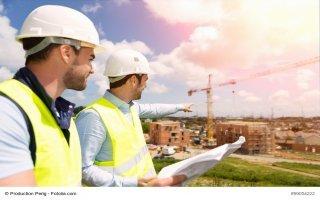 Un vent d'optimisme souffle sur le moral des professionnels du bâtiment