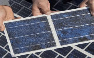 Le déploiement de routes solaires confirmé Batiweb