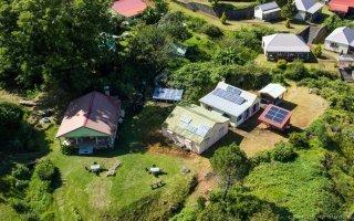 La Réunion inaugure une installation solaire avec stockage - Batiweb